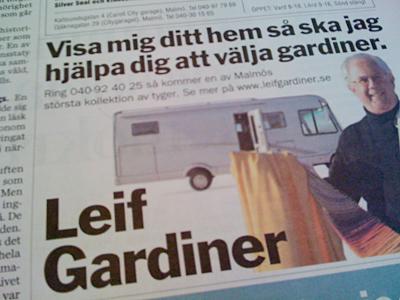 Leif Gardiner