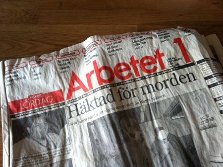 Arbetet - lokaltidningen för Malmö