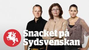 Snacket på Sydsvenskan