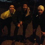Segertrion: Dan, Luke och Sinisa