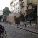Vår gata: Rue Germain Pillon