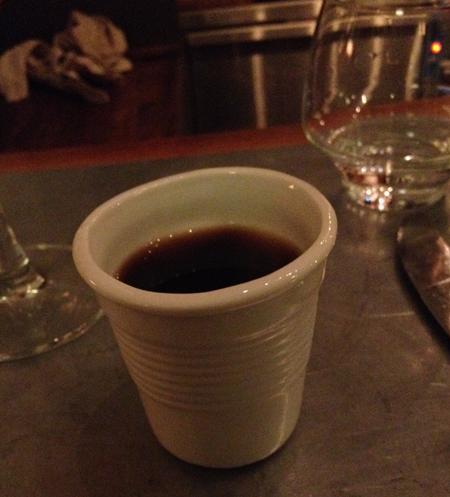 Kaffe från Solde på B.A.R.