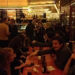 En bar på Rue Oberkampf