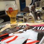 Jay Z och en öl på Rue Mouffetard
